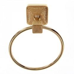 Vicenza TR9006 Sanzio Colonial, Contemporary Round Towel Ring