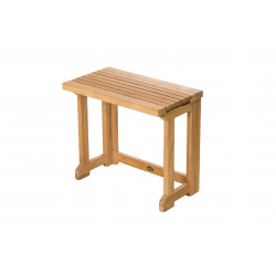 ARB Teak BEN561 Folding Shower Bench w/ Gate 20in.