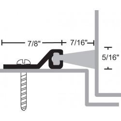 NGP 161P Aluminum Pile Perimeter Seal