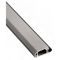 NGP 170N Aluminum Neoprene Perimeter Seal w/ Concealed Fastener