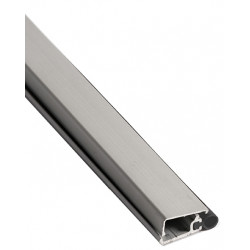 NGP 172N Aluminum NGP-TPV Perimeter Seal w/ Concealed Fastener