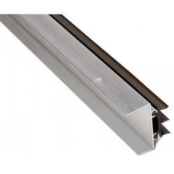 NGP 36ET Aluminum Thermoplastic Door Shoe w/ Notched Fins