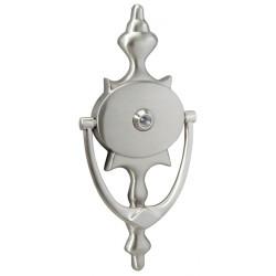 Pamex DD01 Solid Brass Door Knocker w/ 160° Viewer