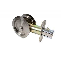 """Pamex PF22 Round Sliding Door Locks (2-3/8"""" Backset Standard)"""