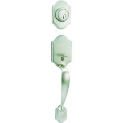Pamex FSC Series Springfield Handleset w/ Interconnected Trim w/ Newberry Lever