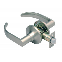 Pamex PLN Series Danbury Promax Lock, Satin Nickel