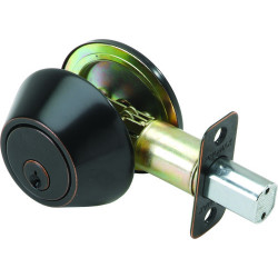 Pamex PD2 Series One-Sided Deadbolt w/ cover