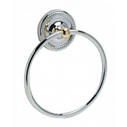Pamex BS8 La Quinta Collection Metal Towel Ring