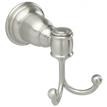 Pamex BC10 Charleston Collection Double Robe Hook