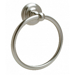 Pamex BC7 Ventura Collection Metal Towel Ring