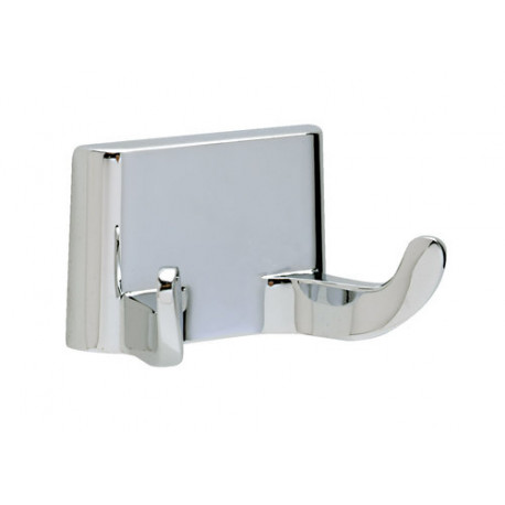 Pamex BC3 Corona Collection Double Robe Hook