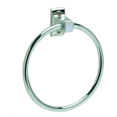 Pamex BE2CP-30 Edison Collection Metal Towel Ring