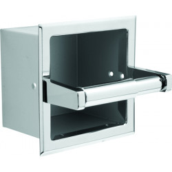 Pamex BC3CP-44 Recessed Extra Paper Holder
