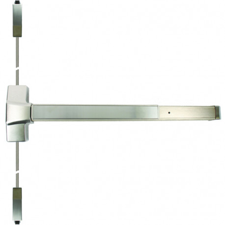 Pamex E9000 Commercial Exit Device, Non-Fire Rated Surface Vertical Rod