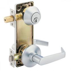 "Pamex FI Series Westfield Grade 2 Interconnected Locks (5-1/2"" C-T-C)"