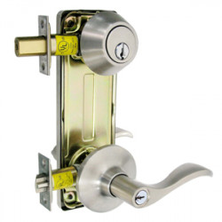 "Pamex FI Series Newport Grade 2 Interconnected Locks (5-1/2"" C-T-C)"