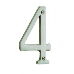 """Pamex DD07 4"""" Heavy Duty House Number"""