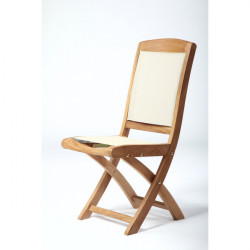 ARB Teak CHR5 Colorado Teak & Textiline Folding Chair