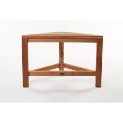 ARB Teak GBCH083 Gala Teak Corner Shower Bench 24in.