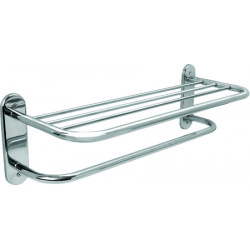 Pamex BTSCP Towel Shelf w/ Bar