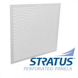 American Louver STR-PERF Stratus Perforated Panel