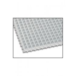 American Louver ALUM Aluminum Sight-Guard Eggcrate Core