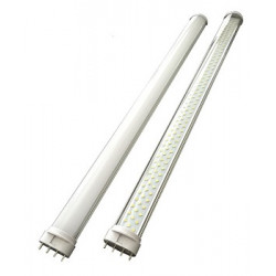Carson Technology 2G11 20w 2' Tube, LED Light, Non-Dimmable,
