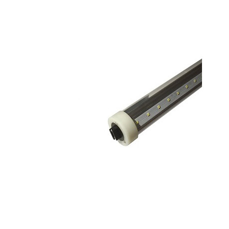 Carson Technology T12 Tube, LED Light,Color Temperature-5000K, High Output, 360°Three-Sided