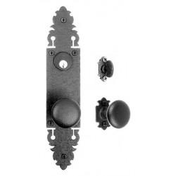 Acorn WU 580W Escutcheon w / Knob Lockset