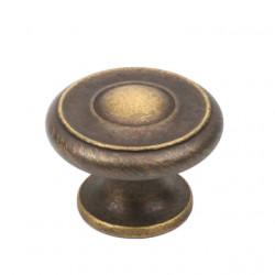 """Century 11428 Plymouth Round Knob, 1 1/2"""" Diameter"""