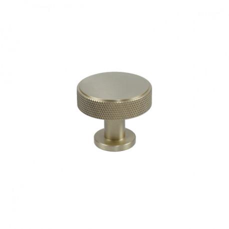 """Century 12917 Diametermond Knurling Round Knob, 1 3/8"""" (35 mm) Diameter"""
