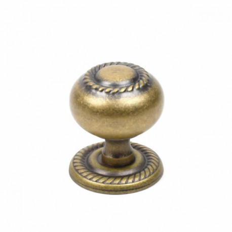 "Century 15056 Saturn Round Knob, 1 1/4"" Diameter"
