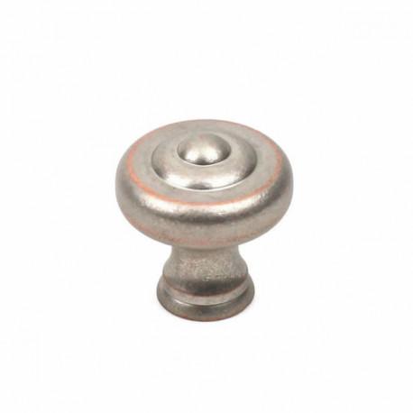 """Century 18126 Yukon Round Knob, 1 1/4"""" Diameter"""