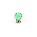 "Century 18409-15 Tahoe Glass Knob, 1 1/4"" Diameter"
