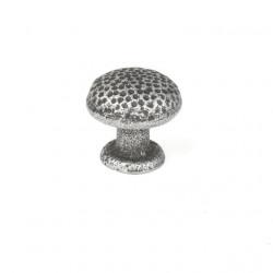 """Century 48216-WI Savannah Knob, Wrought Iron, 1 1/4"""" Diameter"""