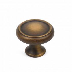 """Century 11626 Plymouth Round Knob, 1 1/4"""" Diameter"""