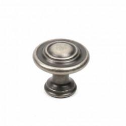 """Century 23617 Baroque Knob, 1-3/8"""" Diameter"""