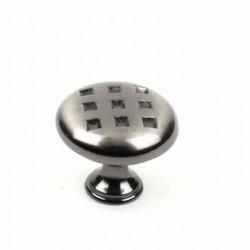 "Century 29517 Majestic Round Knob, 1 3/8"" Diameter"