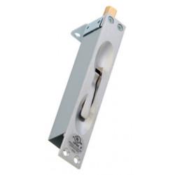 Burns Manufacturing 591 Manual Flush Bolt - Wood Door - UL