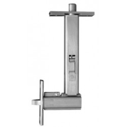 Burns Manufacturing 7960 Non-Handed Automatic Single Flush Bolt - Wood Door