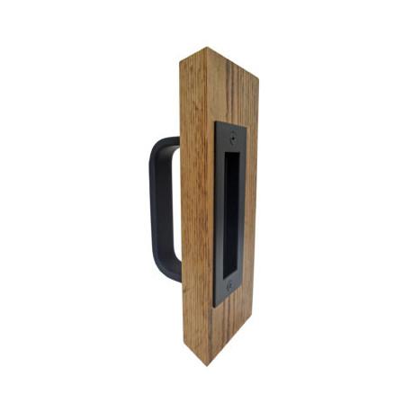 Burns Manufacturing 2500 Series Sliding & Barn Door Push/Pull Set