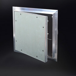 "Cendrex RAL, 1/2"" Recessed Access Door With Aluminum Frame And Drywall Inlay"
