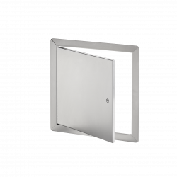 Cendrex AHD, Flush Universal Stainless Steel Acess Door With Exposed Flange