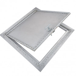 Cendrex PPA-RE, Recessed Aluminum Floor Hatch