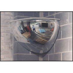 See All TPV 90 Degree Quarter Dome Mirror