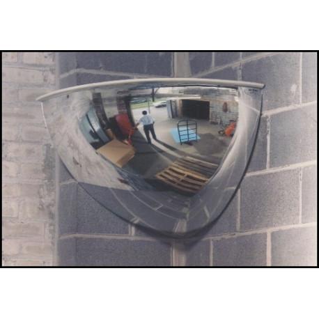 See All TPV 90 Degree Quarter Dome Mirrors