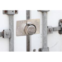 Ranger Lock RDHA-00 Basic Puck Lock Hasp