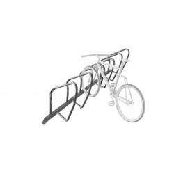 Sport Works 3012-W Plaza Rack, Single-Sided, Welded