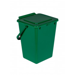 Busch Systems 102826 Kitchen Composter - Single - Unit - 2 - Solid Lift - Compost Green