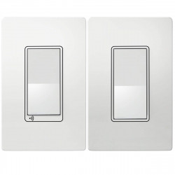 Topgreener TGWF15S3W In-Wall 3-Way Smart Wi-Fi Light Switch Kit